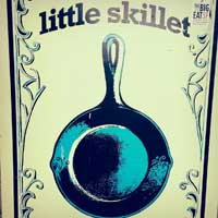 Little Skillet sign